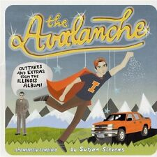 SUFJAN STEVENS AVALANCHE CD NEW