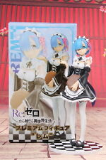 Re:Life in a different world from zero ReM MAID pvc figure toy ANIME doll 02 new