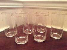 Sasaki Wheat Pattern Tumbler Water Glasses Set of 6