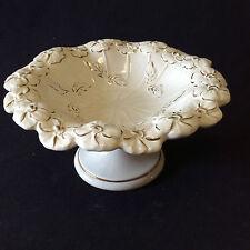 Grand compotier en porcelaine de Paris XIXe France