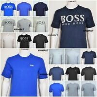Hugo Boss Short Sleeve Men's Crew Neck T-shirts