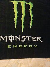 Monster Energy Beach Towel LimitedEdition(Unlock The Vault 2019)Brand NEW Sealed