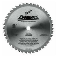 Milwaukee 48-40-4515 8 in. Metal Cutting Circular Saw Blade New