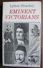 """Eminent Victorians"" by Lytton Strachey: Famous Biographical Study of Four -GOOD"