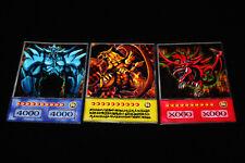 Artisinal Egyptian God Cards Set - COMMON Orica - Fanmade Yugioh Card