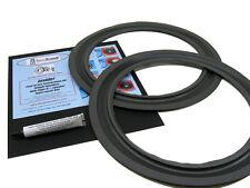 "Tannoy HPD-385 HPD385 15"" Speaker Parts Foam Edge Repair Kit # FSK-14Tan"