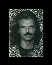 Yanni musician songwriter drawing from artist art image picture poster