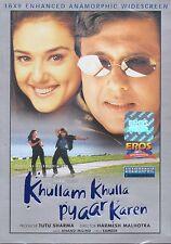 KHULLAM KHULLA PYAAR KAREN - GOVINDA - PREETY ZINTA - NEW BOLLYWOOD DVD