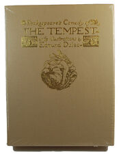 Easton Press THE TEMPEST Shakespeare Limited Deluxe Edition Leather Bound 400