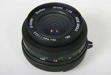 Vivitar 28mm f/2.8 Wide Angle Lens Nikon AI Mount