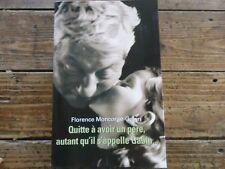 CINEMA - CINEPHILE - QUITTE A AVOIR UN PERE AUTANT QU'IL S'APPELLE GABIN - 2003