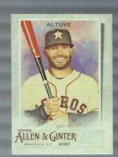 2020 Allen & Ginter Base & RC ( 1 - 150 ) Pick Your Card Complete Your Set