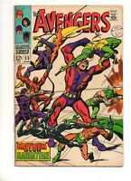 Avengers #54, 55 1ST & 2ND APPEARANCES of ULTRON!! F/VF 7.0 & 5.5 KEY BOOKS!