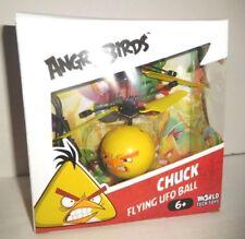 World Tech Rovio Angry Birds Movie CHUCK Yellow Bird Flying UFO Ball Helicopter
