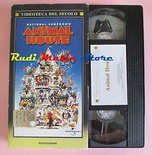 film VHS cartonata ANIMAL HOUSE J. Belushi D. Sutherland 1978   (F36) no dvd