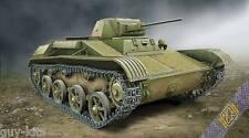 CHAR DE COMBAT SOVIETIQUE T-60, Mod. 1942 - KIT ACE PRODUCTION 1/72 n° 72540