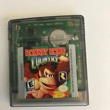 Donkey Kong Country Nintendo Game Boy Color GBC Cartridge Tested ~ Free Shipping