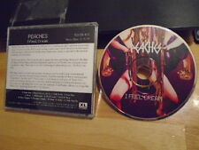 RARE PROMO Peaches CD I Feel Cream Simian Mobile Disco GONZALES Drums of Death !