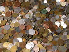 Konvolut Kiloware - Münzen Europa u. Nordamerika - 1 KILOGRAMM 1 Kg LOT Nachlass