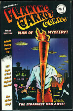 Flaming Carrot Comics Man of Mystery No. 1 First Edition 1st Trade Paperback TPB