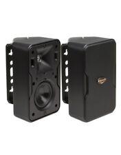 Klipsch CP4 Outdoor speakers (Black)