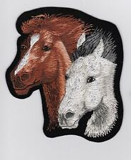 CHEVAUX     PATCH   ECUSSON  Patch thermocollant    CHEVAL