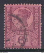 Grande Bretagne Victoria émission du Jubilé 1887 n°100 obl