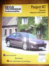 407 D 04- Revue Technique Peugeot Etat - Destock Occas