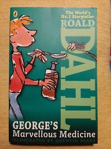 George's Marvellous Medicine by Roald Dahl Paperback. Used