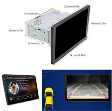 Android 7.1.1 1080P Touch Screen 10.1'' Car Radio Player GPS Wifi Bluetooth OBD