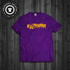 T-Shirt Kuzmania Kyle Kuzma Lakers Basketball Tee