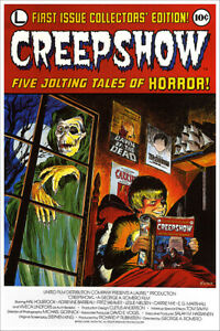 Creepshow Vintage Horror Movie Poster