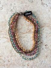 Premier Designs Kaleidoscope Crystal Necklace