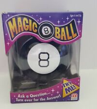 Magic 8 Ball Classic Fortune Telling Novelty Toy Retro Collectible Mattel New