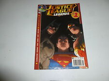 JUSTICE LEAGUE LEGENDS Comic - Vol 1 - No 1 - Date 07/2007 - DC Comic
