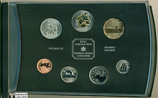 1999 Nunavut Specimen Set (10161)