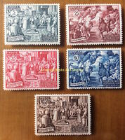 EBS Vatican City Città del Vaticano 1951 Council of Chalcedon 149-153 MNH** $149