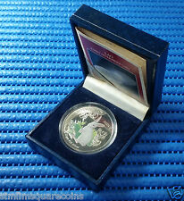 1999 Laos 3,000 KIP Lunar Year of the Rabbit 20gm 925 Silver Proof Coin