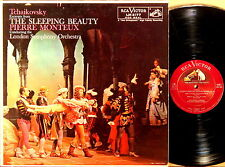 RCA SHADED DOG 1s/1s Tchaikovksy SLEEPING BEAUTY BALLET Monteux LM-2177 NM-