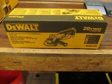 "DEWALT DCG412B 20V MAX Li-Ion 4-1/2"""" Cut Off Tool Cordless Angle Grinder (DX)"