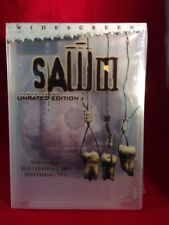 Saw III (DVD, 2007, Unrated Widescreen) BRAND NEW, SEALED.