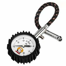 0-60PSI Car Truck Auto Motor Tyre Tire Air Pressure Gauge Dial Meter Tester New