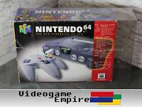 1x Schutzhülle für Nintendo 64 N64 Konsole OVP Verpackung /Hülle Karton