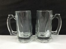 Libbey 5205 10oz Mug Stein Beer Mug Set Of 2