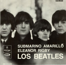 "The Beatles Eleanor Rigby 7"" Argentina Sleeve 2019 Singles Collection Mint"