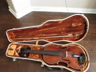 German made Viola with case and bow. Herrmen brand