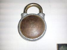 Vintage 7-11 Lock, no key! [1466]
