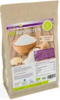 Vita2You Bio Reisprotein 1 kg im Zippbeutel - 80% Protein - Glutenfrei - Eiweiss