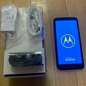 New Motorola Moto E6 XT2005 16GB Black Unlocked