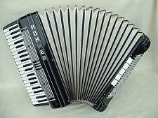 HOHNER MORINO V N  GERMANY PiANO AKKORDEON ACCORDiON 120 BASS Аккордеон Akordeon